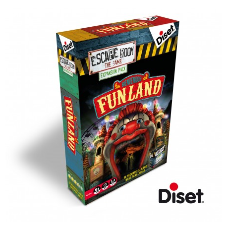 Escape Room. The Game - Expansion Bienvenidos Funland