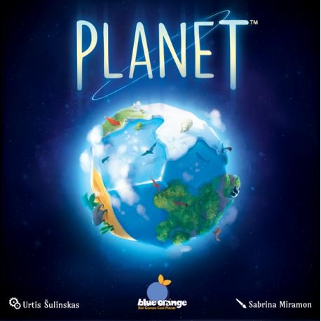 Planet - Blue Orange - Juego de mesa