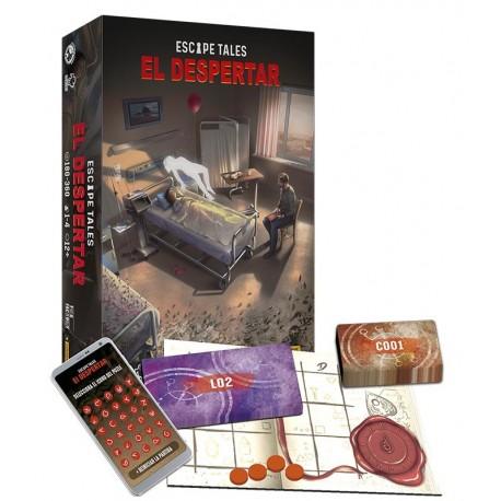 Escape Tales - El despertar - Castellano