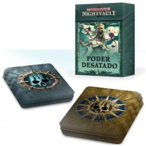 Warhammer Underworlds: Poder Desatado (castellano) (PREPEDIDO)