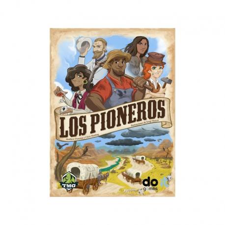 Los Pioneros - Juego de mesa