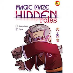 Magic Maze - Expansión Roles Ocultos - Castellano