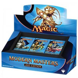 Caja de Sobres de Modern Master 2015
