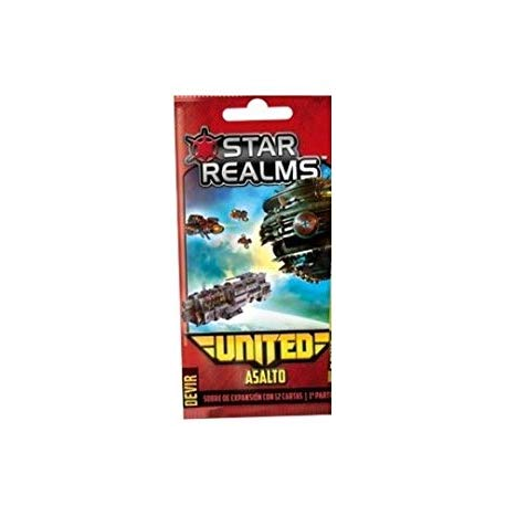 Star Realms Asalto