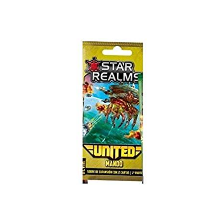 Star Realms United - Mando