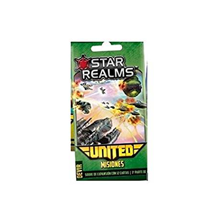 Star Realms United - Misiones