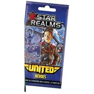 Star Realms United - Héroes