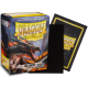 Fundas Dragon Shield Matte - Non-glare - Black Amina - Negra (100 uds)