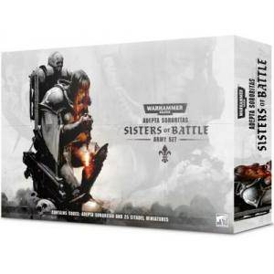 Caja de Ejército Adepta Sororitas: Sisters of Battle (castellano)