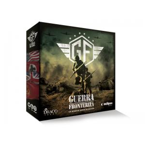 Frontier Wars - Guerra Fronteriza - Juego Basico
