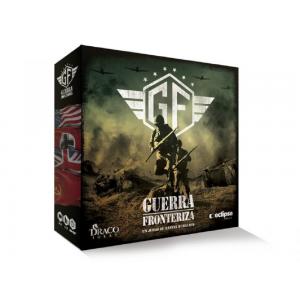 Pack Frontier Wars - Guerra Fronteriza - KickStarter