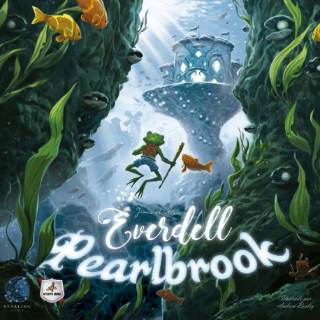 Everdell - Expansión Pearlbrook