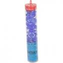 Contadores Catseye Azul Oscuro (40 aprox.) - Gaming Stones Catseye Dark Blue- Chessex