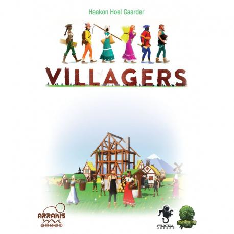 Comprar Villagers en Castellano online barato