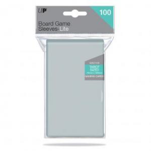 Funda Transparente tamaño Tarot 70 mm x 120 mm (100 fundas) - Ultra Pro Lite