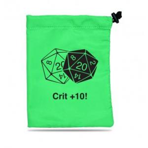 Bolsa de dados Treasure Nest - Crit + 10! - Ultra Pro