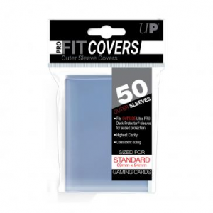 Fundas Standard Sleeve Covers - 69 x 94 mm (50 fundas) - Ultra Pro
