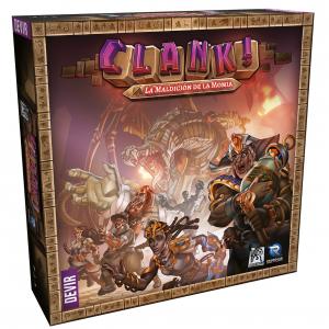 Clank - La maldicion de la momia