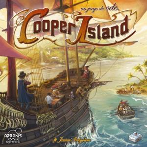 COOPER ISLAND + PROMO - Castellano