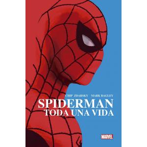 Spiderman: Toda una vida - Cartone