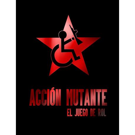 Acción Mutante: El Juego de Rol