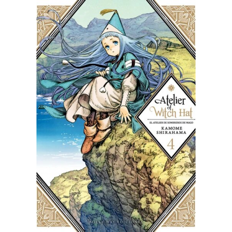 Atelier of Witch Hat Vol. 4