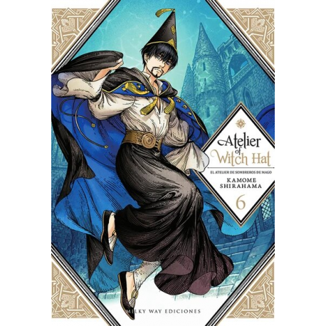 Atelier of Witch Hat Vol. 6
