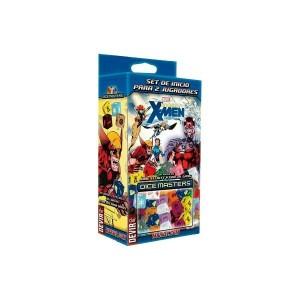 Uncanny X-Men Dice Masters: Set de inicio para 2 jugadores (Castellano)