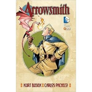 Arrowsmith: Qué elegantes de uniforme