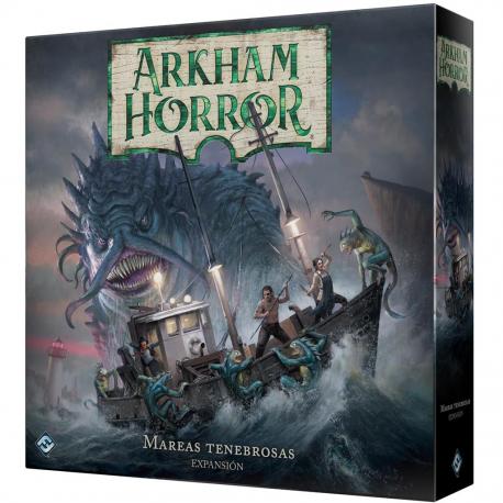 Arkham Horror 3ª Edición - Mareas Tenebrosas