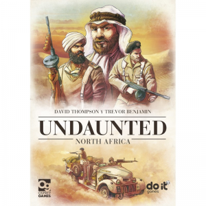 Undaunted North Africa - Castellano