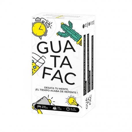 Guatafac - Castellano