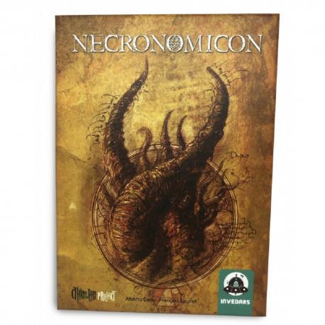 Necronomicón - Juego de cartas