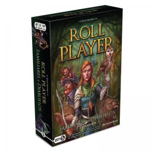 Roll Player Expansión Familiares y Diablillos - Castellano