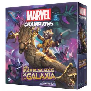 Marvel Champions: Los más buscados de la galaxia