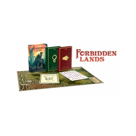 Forbidden Lands Ed. Crowfunding Orco