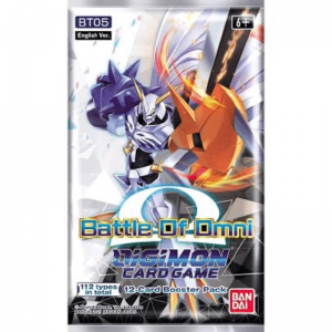 Digimon TCG: Release Special Booster Display Ver.1.0 BT01-03 - Sobre de 12 cartas