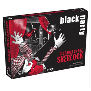 Black Stories Party: Descansa en Paz, Sherlock
