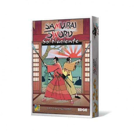 Samurai Sword: Sol Naciente