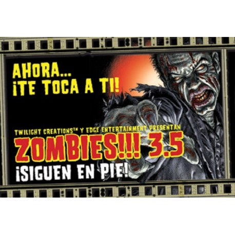 Zombies!!! 3.5: ¡Siguen en pie!