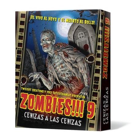 Zombies!!! 9: Cenizas a las cenizas