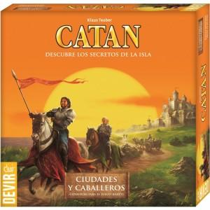 Los Colonos de Catán: Ciudades y Caballeros