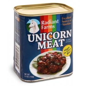 Carne de Unicornio enlatada