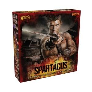 Spartacus. Un juego de Sangre y Traición