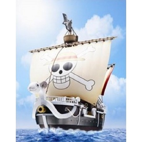 GOING MERRY ONE PIECE BARCO REPLICA 28 CM CHOGOKIN - Bandai