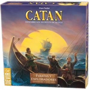 Los Colonos de Catán: Navegantes 5-6 jugadores