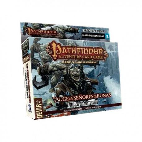 Pathfinder JCA: Auge Pathfinder JCA: Auge de los Señores de las Runas - Mazo de Aventuras 3: La Masacre de Monte Garfio