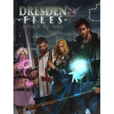 The Dresden Files: juego de rol