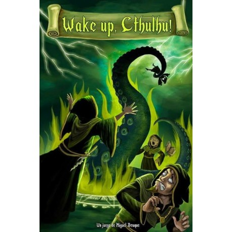 WAKE UP CTHULHU