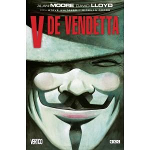 V de Vendetta (8ª edición)
